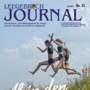 Titel des Leegebruch Journals Nr. 33