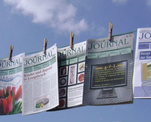 LEEGEBRUCH JOURNALe (Bild: Giso Siebert)