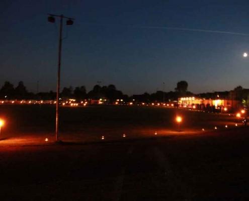 Lichterpaarlauf 2013 (Foto: Giso Siebert)
