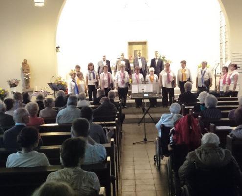 Kurrende Chor 2016