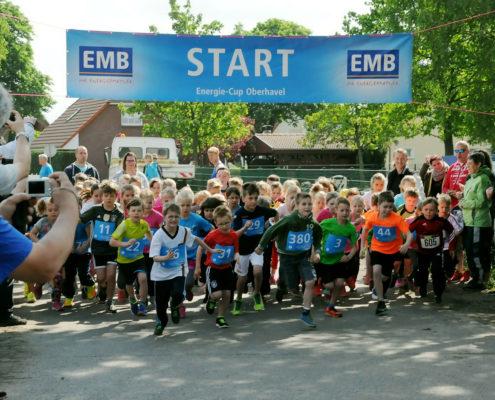 Strassenlauf 2017: Kinderlauf (Foto: Hajo Eckert)