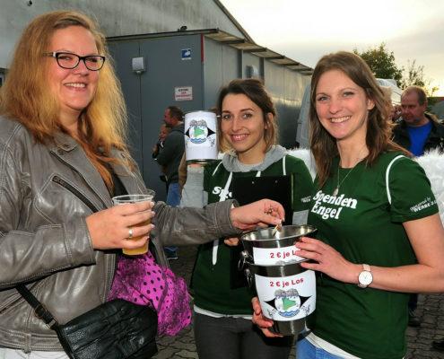 Spendenengel – Benefizkonzert am 9. September 2017 (Foto: Hajo Eckert)