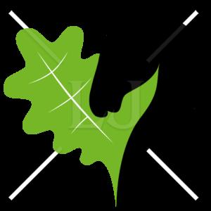 Das neue Leegebruch-Logo als Farbvariante. Diese Grundvariante ist für den Einsatz auf weißem Untergrund vorgesehen.