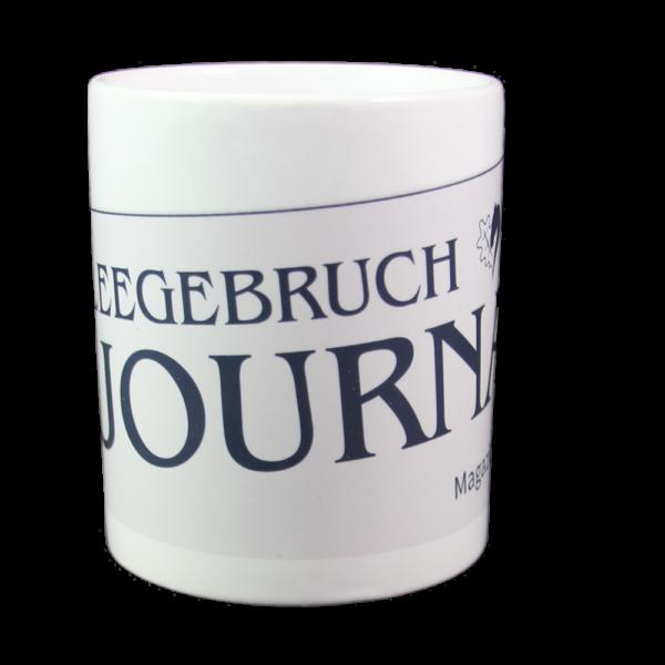 """Tasse """"Leegebruch Journal"""""""