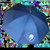 """Regenschirm """"Rettungsschirrm"""" (offen, Draufsicht)"""
