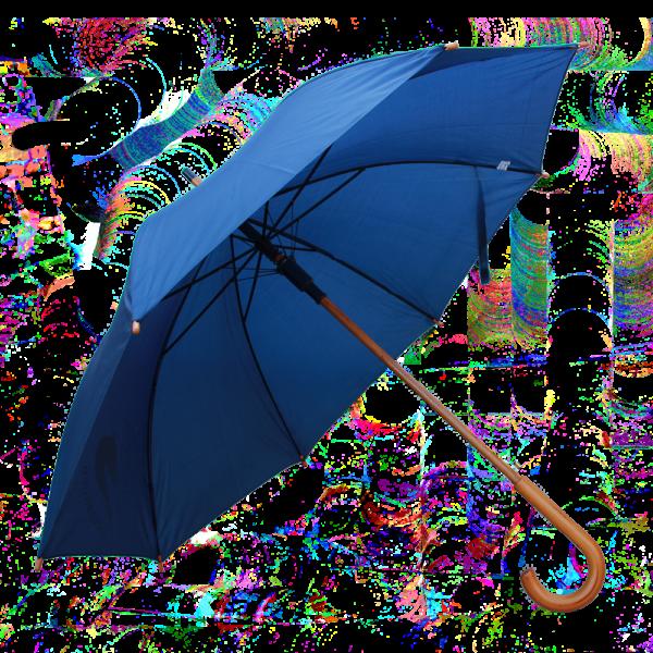 """Regenschirm """"Rettungsschirm"""" (offen, seitlich)"""